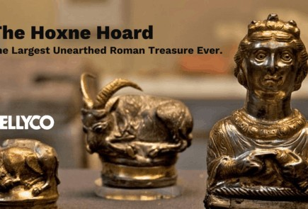 The Hoxne Hoard Hero Image