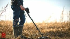 Consider The Size Of The Metal Detector
