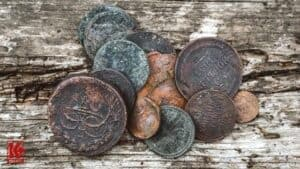 Rusty Coins