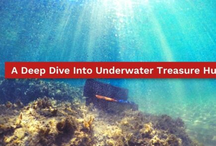 A Deep Dive Into Underwater Treasure Hunting