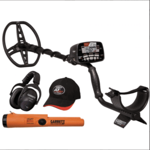 The AT Max Metal Detector and Accessories