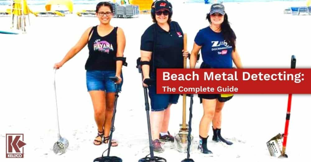 Beach Metal Detecting: The Complete Guide