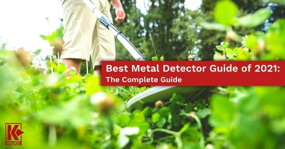Best Metal Detector Guide of 2021: The Complete Guide