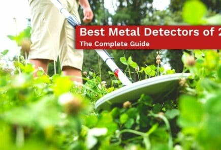 Best Metal Detectors of 2021: The Complete Guide