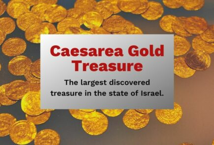 Caesarea Gold Treasure Hero Image