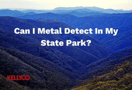 Can I Metal Detect In My State Park