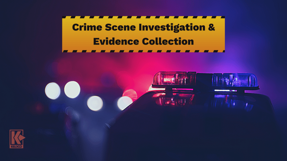 Crime scene investigation and evidence collection hero image