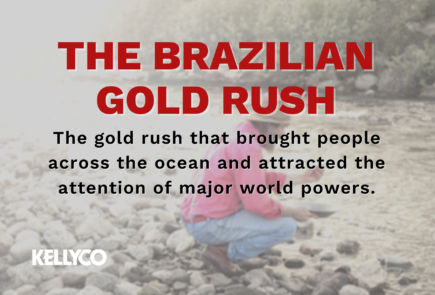 The Brazilian Gold Rush Hero Image