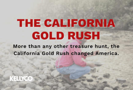 California Gold Rush Hero Image