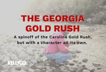 The Georgia Gold Rush Hero Image