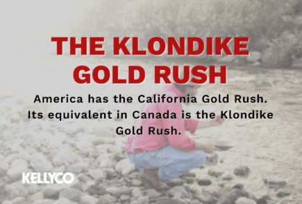 Klondike Gold Rush Hero Image