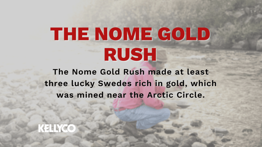 Nome Gold Rush Hero Image