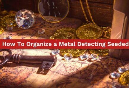 How To Organize a Metal Detecting Seeded Hunt
