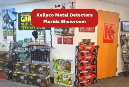 Kellyco Metal Detectors Florida Showroom