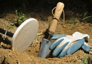 Metal Detecting Trowel