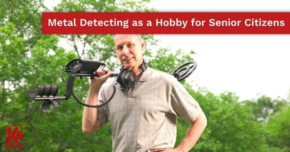 Metal Detecting as a Hobby for Senior Citizens