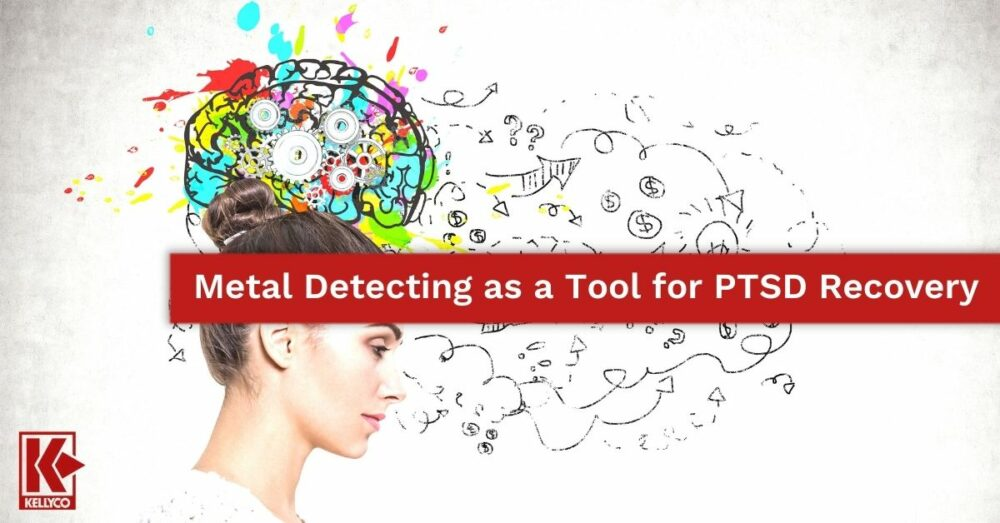 Metal Detecting as a Tool for PTSD Recovery