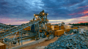 Mining Gold Infrastructure and Minerals in Australia