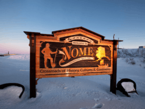 Nome Alaska and Camp Nome