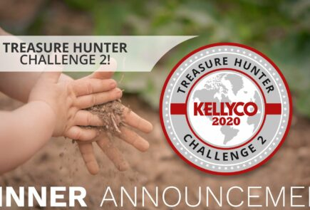Treasure Hunter Challenge 2 Winners