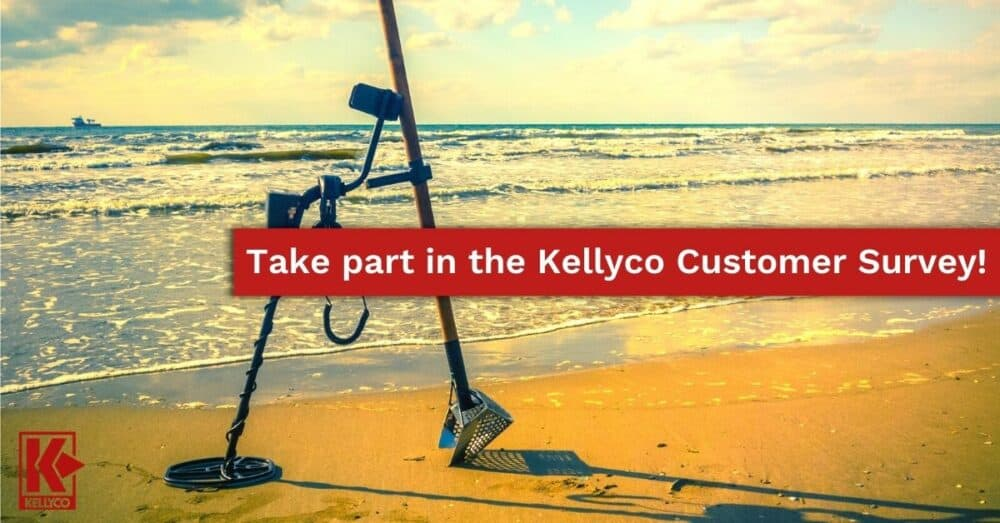 Take part in the Kellyco Customer Survey!