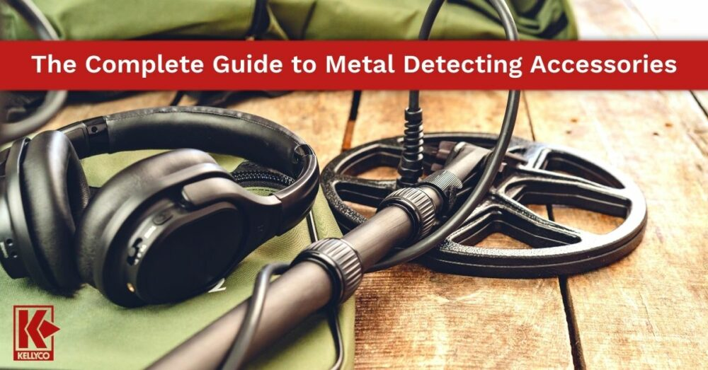 The Complete Guide to Metal Detecting Accessories