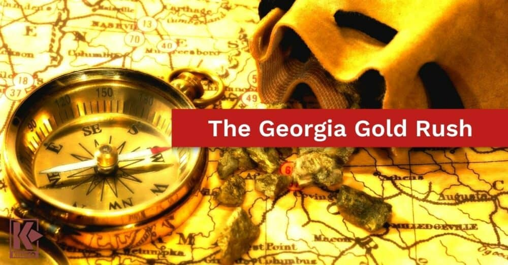 The Georgia Gold Rush