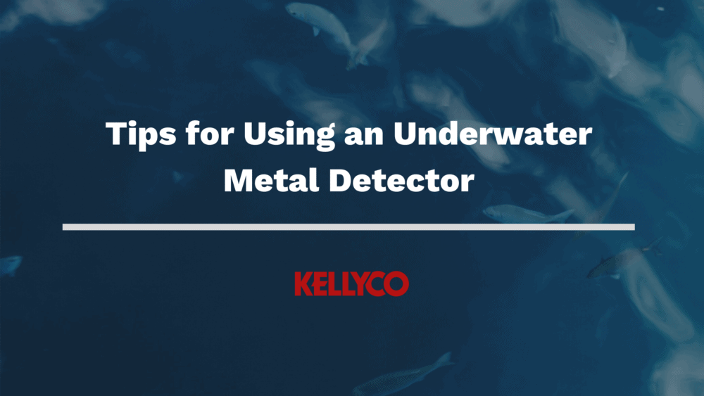 Tips For Using an Underwater Metal Detector