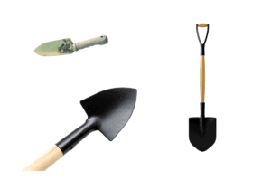 Trowels and Shovels