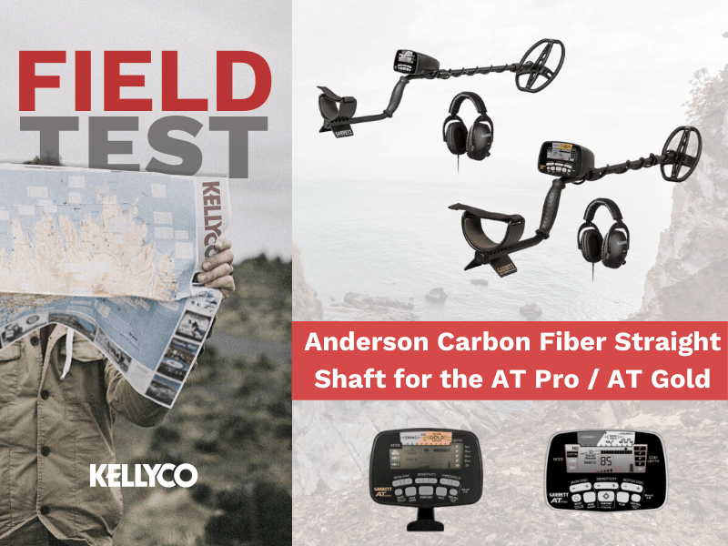 Field Test: Anderson Carbon Fiber Straight Shaft for the AT Pro / AT Gold
