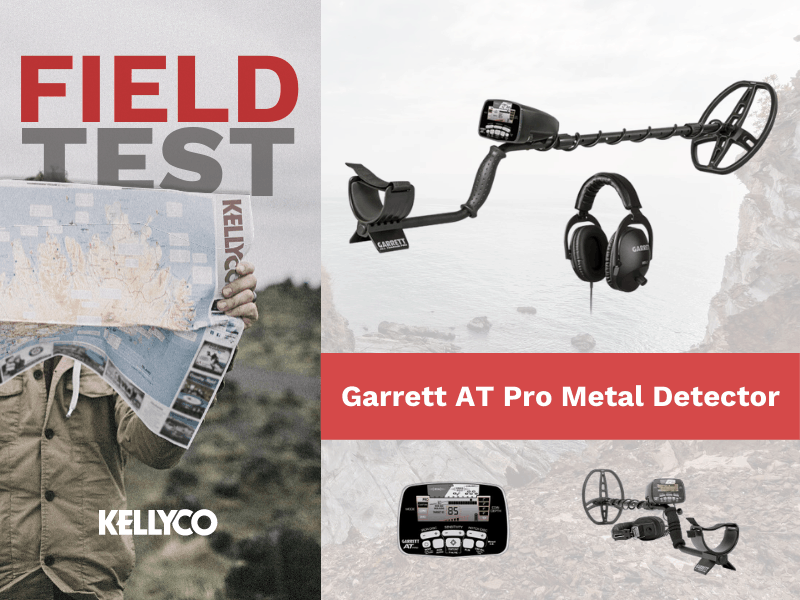 Field Test: Garrett AT Pro Metal Detector