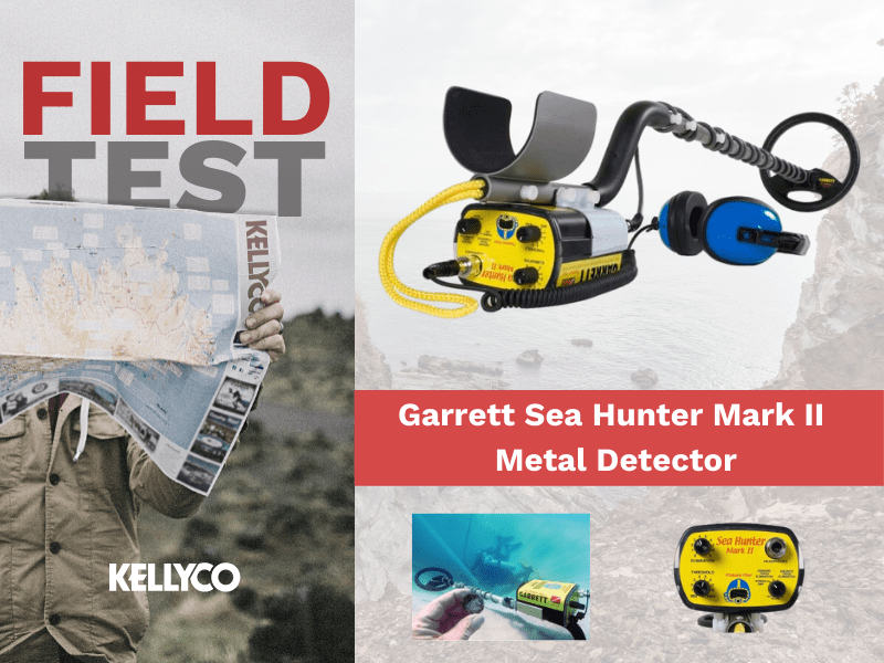Field Test: Garrett Sea Hunter Mark II Metal Detector