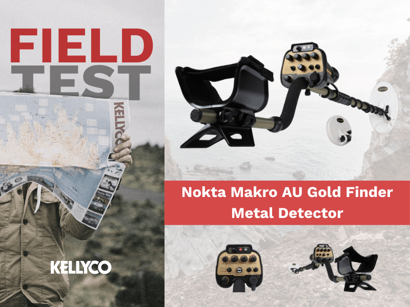 Field Test: Nokta Makro AU Gold Finder Metal Detector