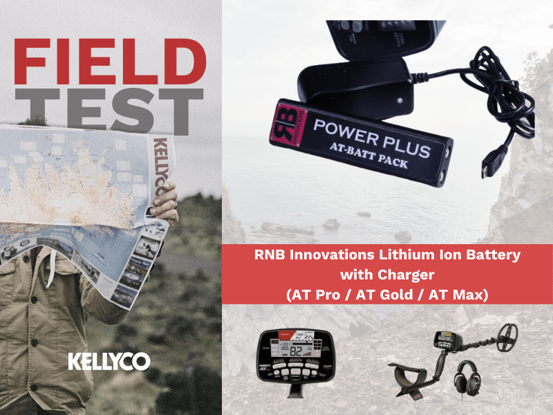 Field Test: RNB Innovations Lithium Ion Battery with Charger (AT Pro / AT Gold / AT Max)