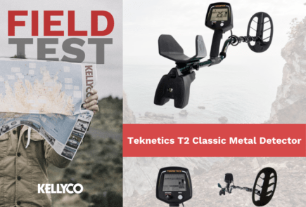 Field Test: Teknetics T2 Classic Metal Detector