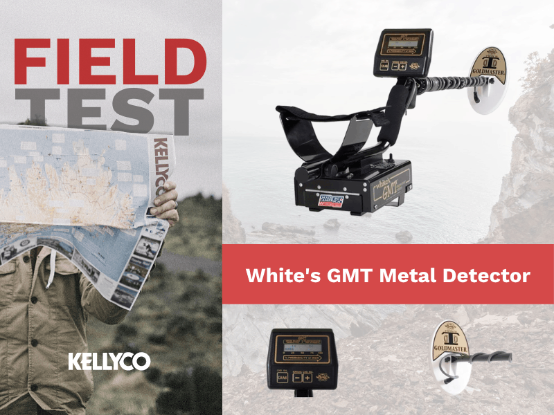 Field Test: White's GMT Metal Detector