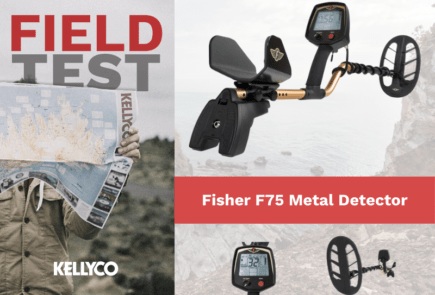 Field Test: Fisher F75 Metal Detector