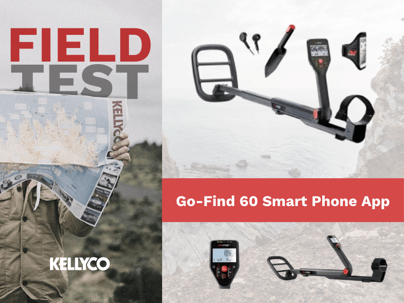 Field Test: Go-Find 60 Smart Phone App