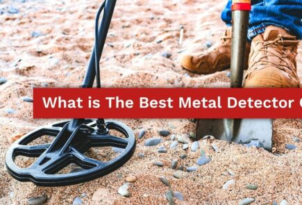 What is The Best Metal Detector Coil?