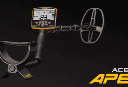 Garrett ACE Apex Metal Detector updates