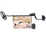 """Garrett AT Pro Metal Detector with Waterproof 8.5"""" x 11"""" DD Search Coil"""