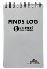Kellyco Metal Detectors Finds Log