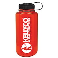 Kellyco Metal Detectors Water Bottle